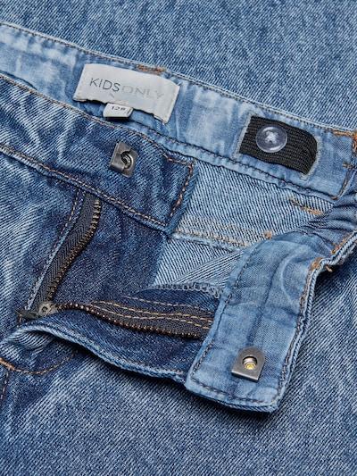 KIDS ONLY Jeans in blue denim: Frontalansicht