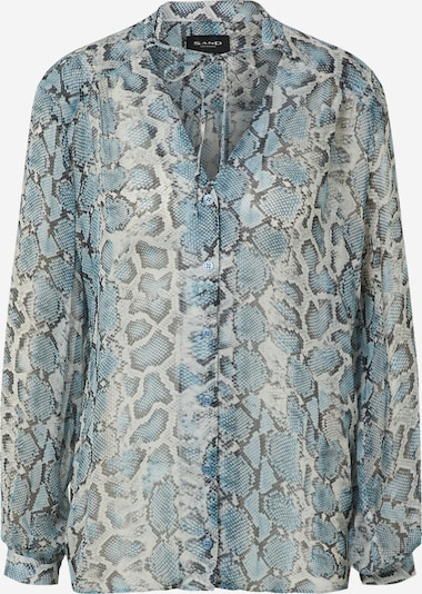 SAND COPENHAGEN Bluse 'Cecil' in blau / mischfarben, Produktansicht