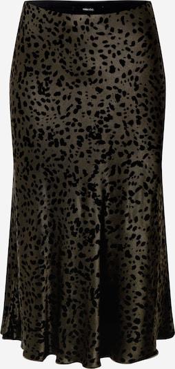 Someday Röcke 'Olanda Leo' in oliv / schwarz, Produktansicht