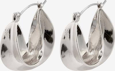 Pilgrim Oorbellen 'Intuition' in de kleur Zilver, Productweergave