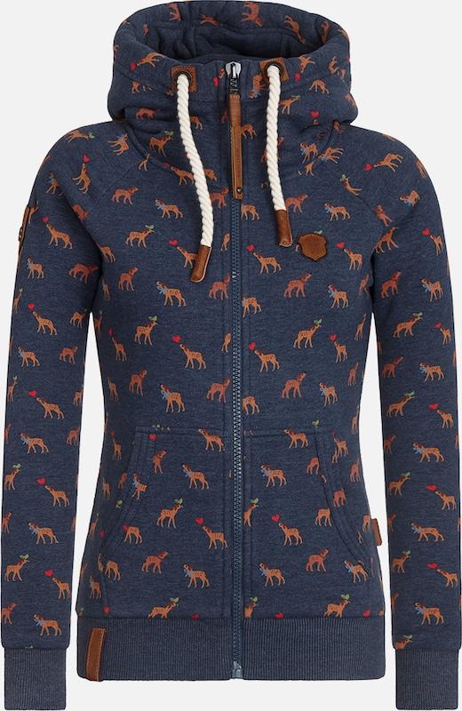 naketano Zipped Jacket 'Max der Butler'