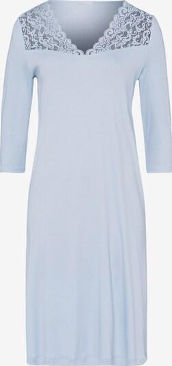 Hanro Nachthemd in hellblau, Produktansicht