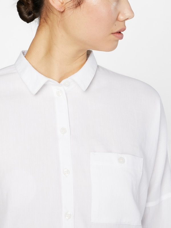 Review Bluse 'CASUAL OXFORD'