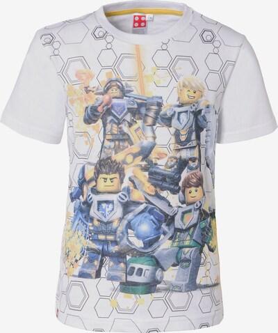 LEGO T-Shirt 'Nexo Knights' in weiß, Produktansicht