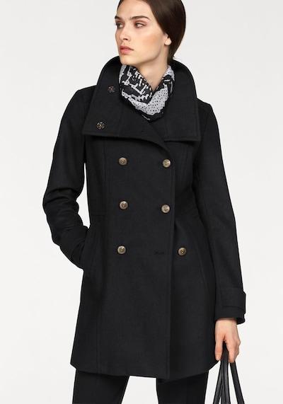 BRUNO BANANI Cabanjacke in schwarz, Modelansicht
