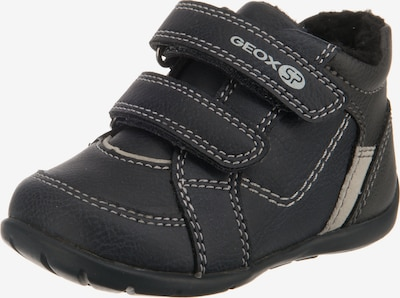 GEOX Lauflernschuhe 'Elthan' in nachtblau / grau / schwarz, Produktansicht