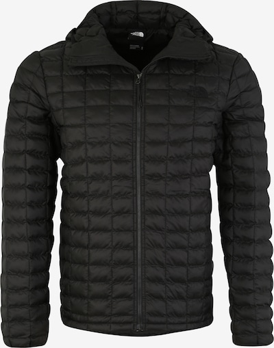 THE NORTH FACE Veste outdoor en noir, Vue avec produit