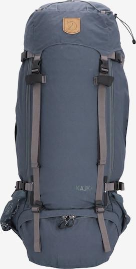 Fjällräven Sportrugzak 'Kajka' in de kleur Grijs, Productweergave