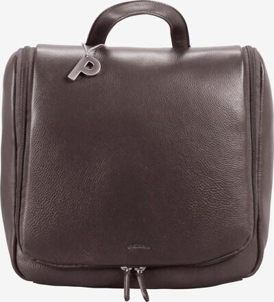 Picard Luis Kulturtasche Leder 24 cm in dunkelbraun, Produktansicht