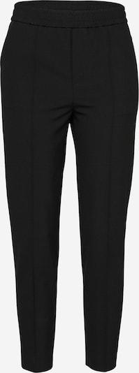 Pantaloni cu dungă 'Fiona Peg' Filippa K pe negru, Vizualizare produs