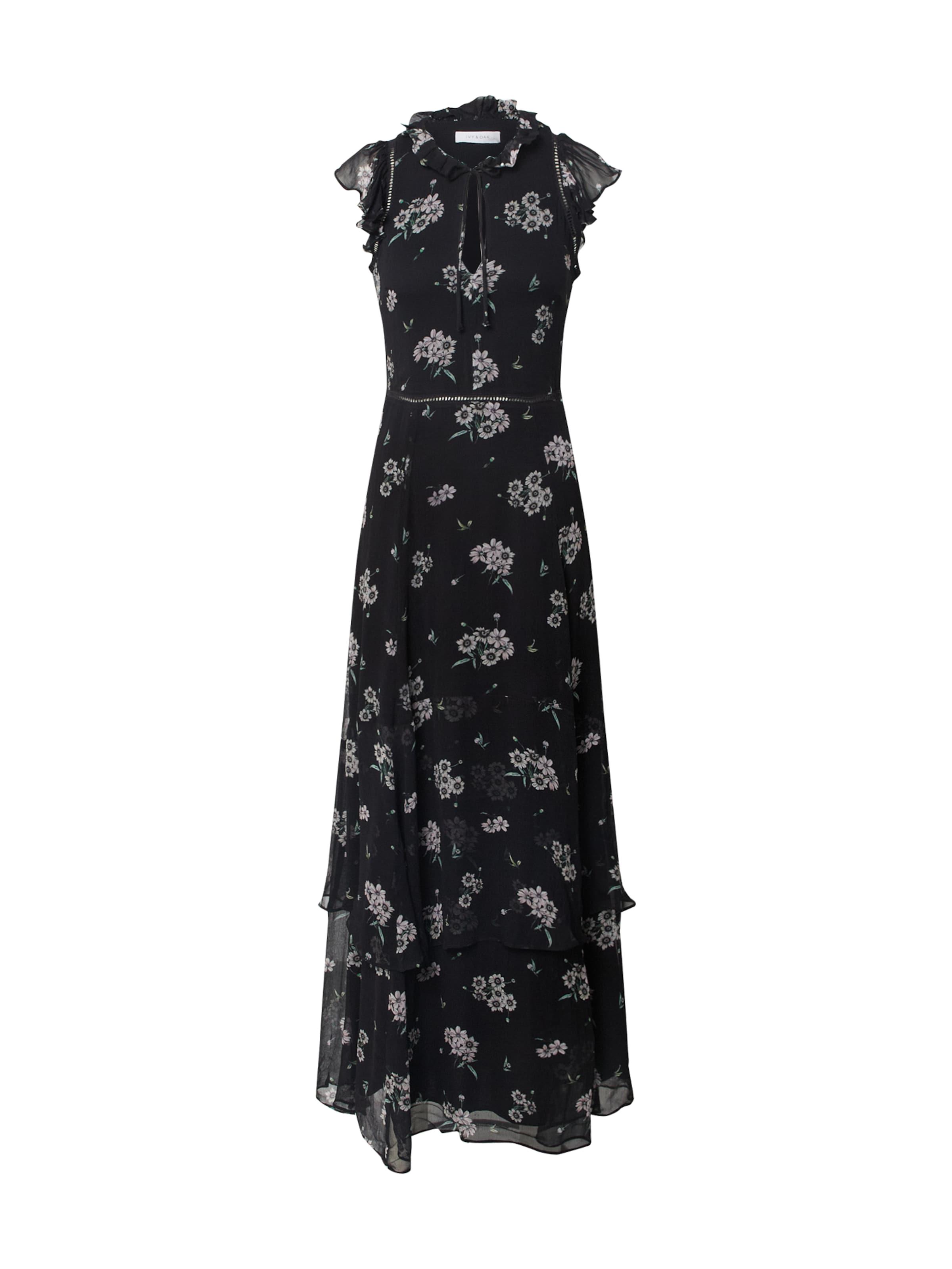 IVY & OAK Nyári ruhák vegyes színek / fekete színben