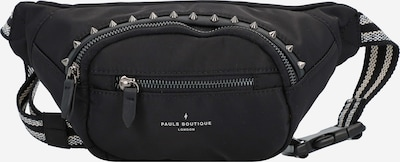 PAULS BOUTIQUE LONDON Gürteltasche 'Eva' in schwarz, Produktansicht