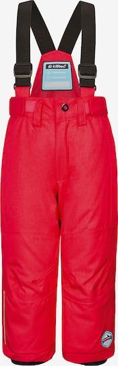 KILLTEC Skihose 'Jordiny' in pitaya, Produktansicht