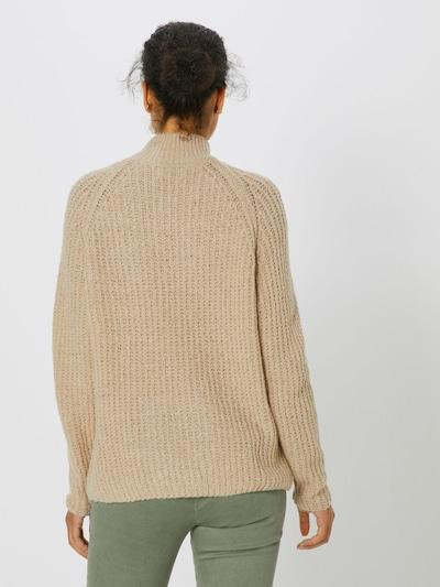 ONLY Sweter 'VEGA' w kolorze beżowym: Widok od tyłu