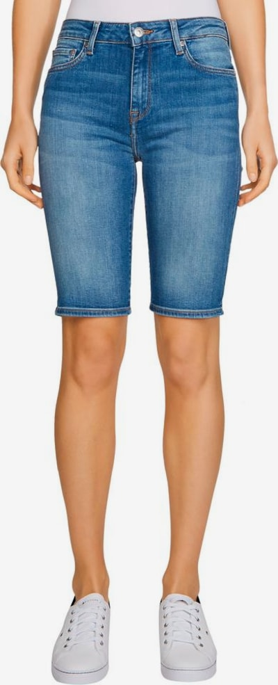 TOMMY HILFIGER Jeans in blue denim: Frontalansicht