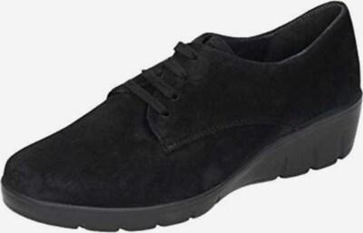 SEMLER Schnürschuhe in schwarz, Produktansicht