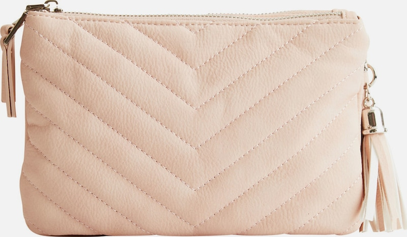 OBJECT Gesteppte Tasche 'OBJADELLE PU QUILTED BAG'