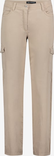 Betty Barclay Casual-Hose knöchellang in beige: Frontalansicht