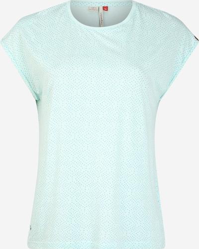 Ragwear Plus T-shirt 'DIONE PLUS' en menthe, Vue avec produit