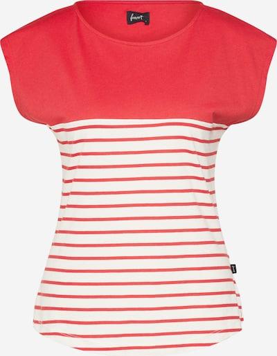 Forvert Majica 'Talok' | bež / rdeča barva, Prikaz izdelka