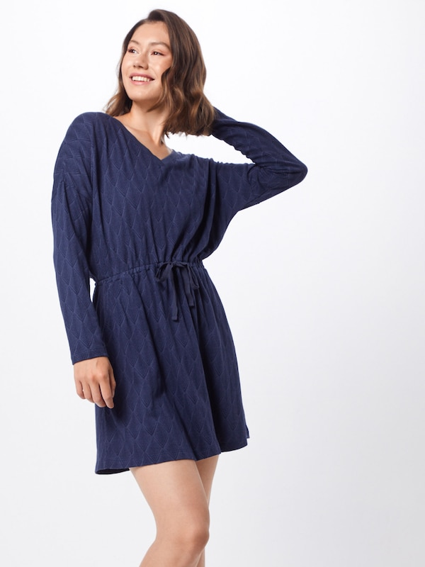 ROXY Kleid 'GET HOME' in navy, Modelansicht