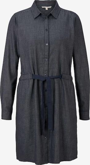 TOM TAILOR DENIM Hemdkleid in navy, Produktansicht