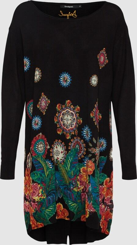 Desigual Strickpullover 'JERS_DIANE' in mischfarben   schwarz  Mode neue Kleidung