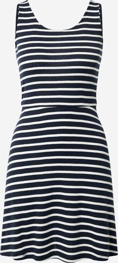 VERO MODA Kleid 'Bradly' in dunkelblau / weiß, Produktansicht