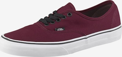 VANS Sneakers laag 'Authentic' in de kleur Bordeaux, Productweergave