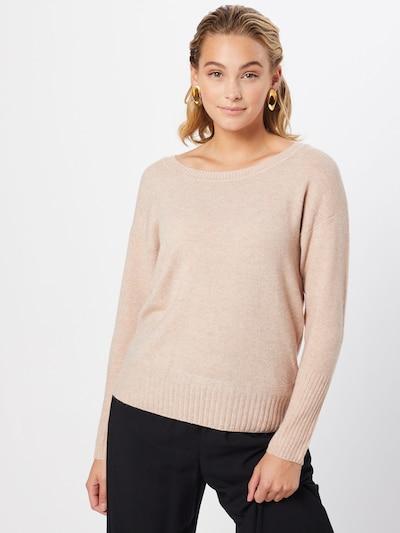 Cream Pulover 'Amelia' | rosé barva: Frontalni pogled