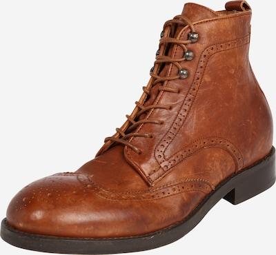 Hudson London Čizme na vezanje 'Sherwood' u karamela, Pregled proizvoda
