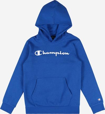 Champion Authentic Athletic Apparel Sweatshirt in blau / weiß, Produktansicht