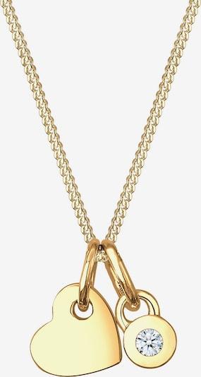 Diamore Halskette in gold, Produktansicht
