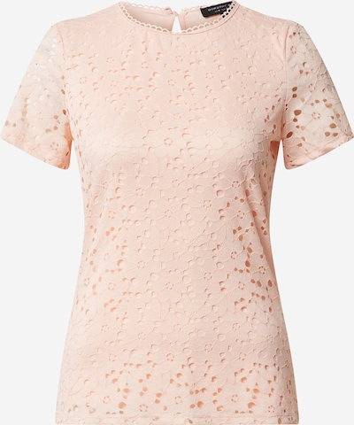 Dorothy Perkins Shirt 'ORANGE LACE FITTED T-SHIRT' in koralle, Produktansicht