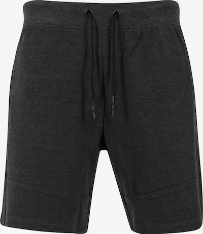 Urban Classics Pantalon 'Interlock' en anthracite, Vue avec produit