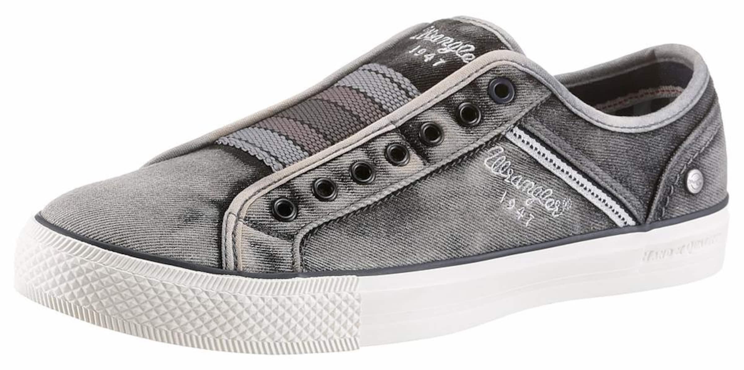 WRANGLER Sneaker  Starry Slip On