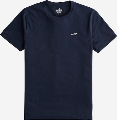 HOLLISTER T-Shirt en bleu marine, Vue avec produit