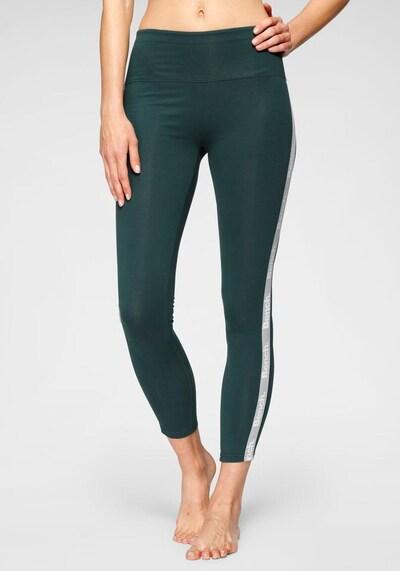 BENCH Leggings in grün, Modelansicht
