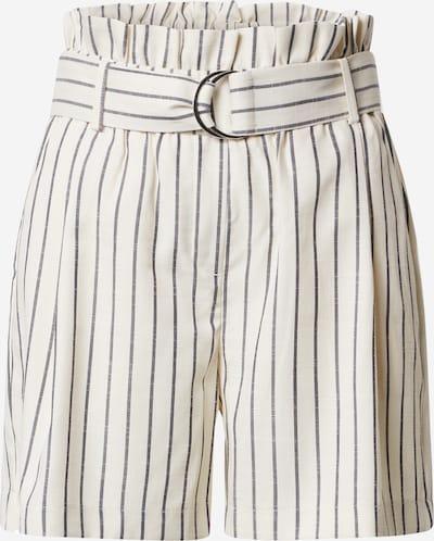 VERO MODA Shorts in navy / weiß, Produktansicht