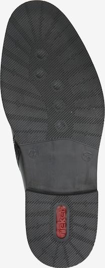 RIEKER Chelsea boots in de kleur Zwart: Onderaanzicht