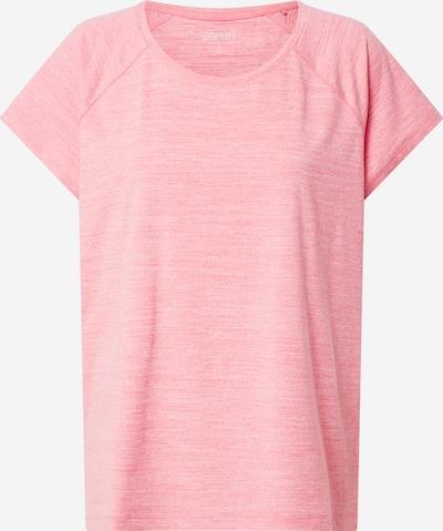 ESPRIT SPORT Functioneel shirt 'Edry' in de kleur Rood gemêleerd, Productweergave