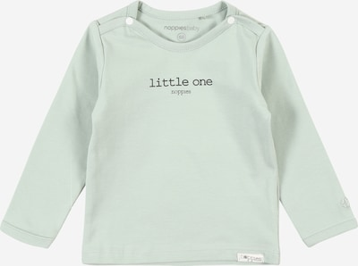 Noppies Shirt 'Hester' in mint / schwarz, Produktansicht