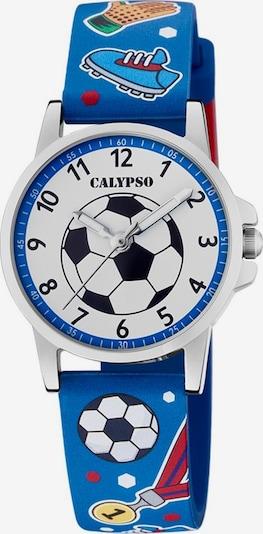 CALYPSO WATCHES Uhr in blau / weiß, Produktansicht