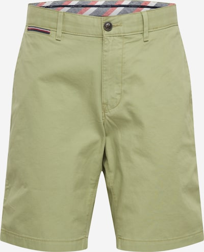 TOMMY HILFIGER Pantalon en vert pastel, Vue avec produit