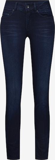 G-Star RAW Jeans 'Midge Cody Mid Skinny Wmn NEW' in de kleur Blauw: Vooraanzicht