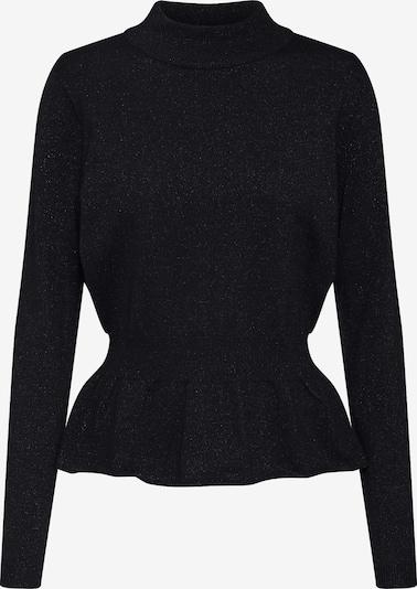 EDITED Pullover 'Idalia' in schwarz, Produktansicht