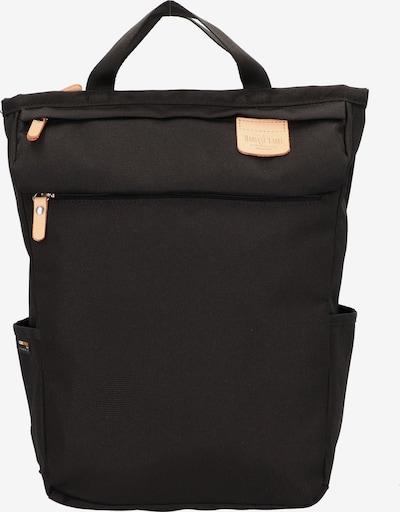 Harvest Label Rucksack 'Kuju' in schwarz, Produktansicht