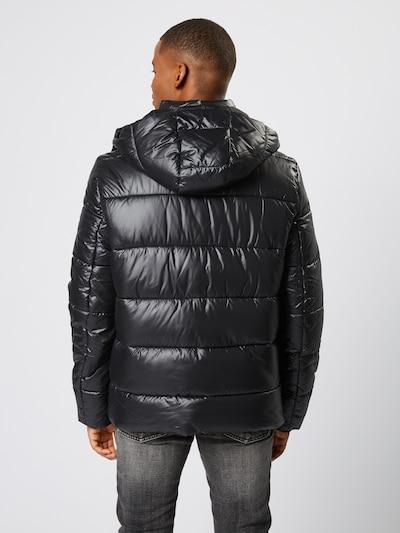 Žieminė striukė iš Urban Classics , spalva - juoda: Vaizdas iš galinės pusės