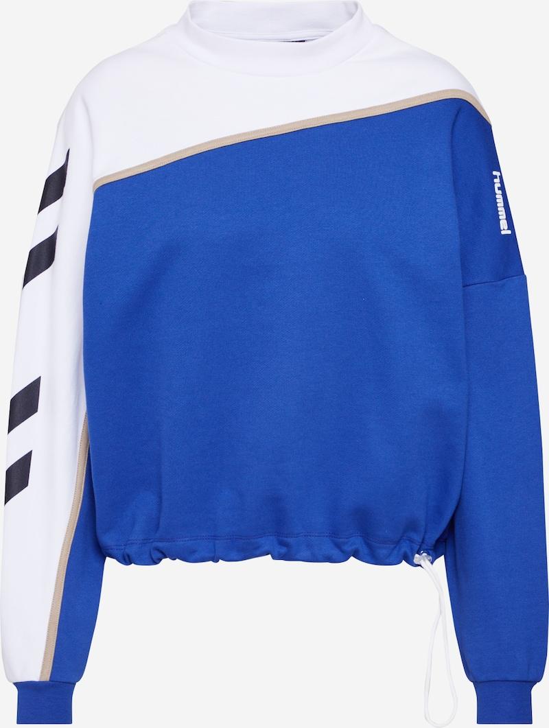 Hummel Hive Tréning Póló 'crissy' Kék