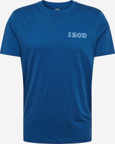 IZOD Shirt in de kleur Blauw, Productweergave